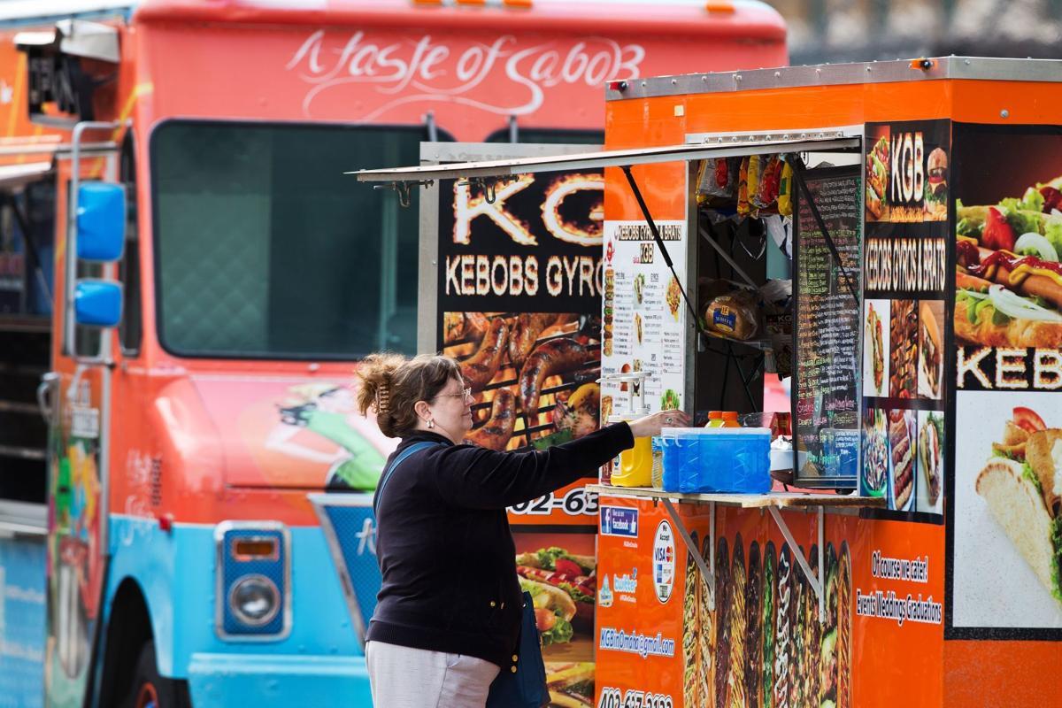 Food trucks teaser