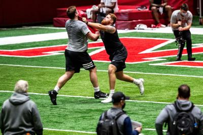 Brenden Jaimes aims to continue Huskers' new NFL draft streak