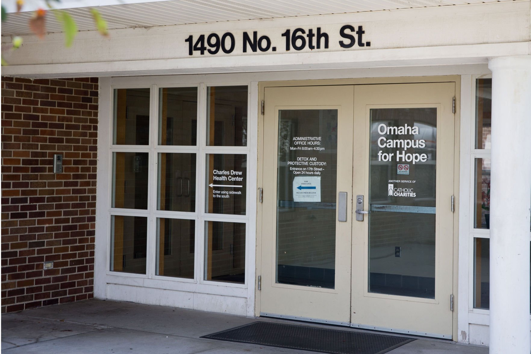 Grace Campus for Hope long run by Catholic Charities gets new