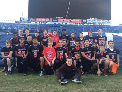 7th-grade football team continues to dominate Midwest