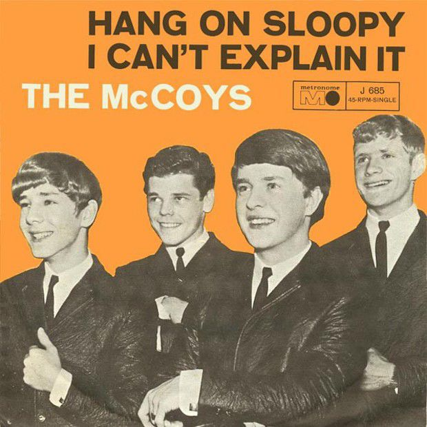 "The McCoys, ""Hang On Sloopy"" (copy)"