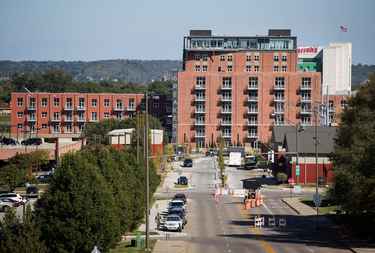 Photos: Inside downtown Omaha's Breakers redevelopment ...