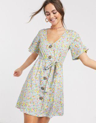 asos tea dress
