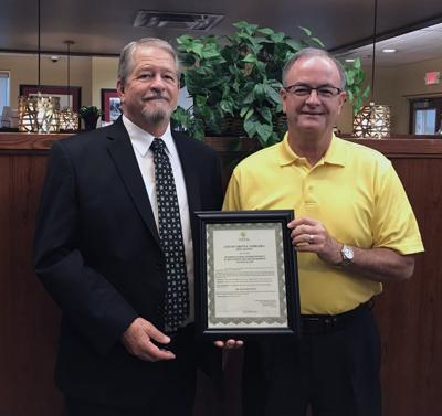 June 30 declared Kevin Riley Day