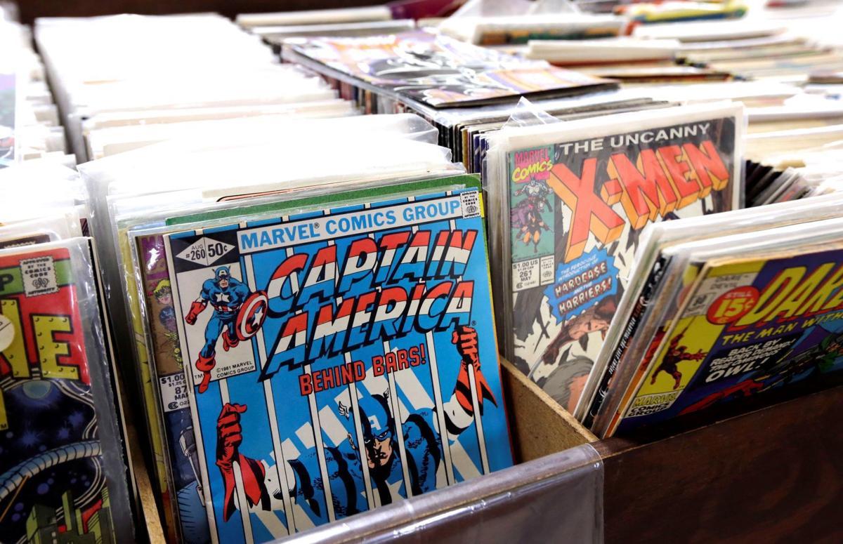 Celebrate Free Comic Book Day