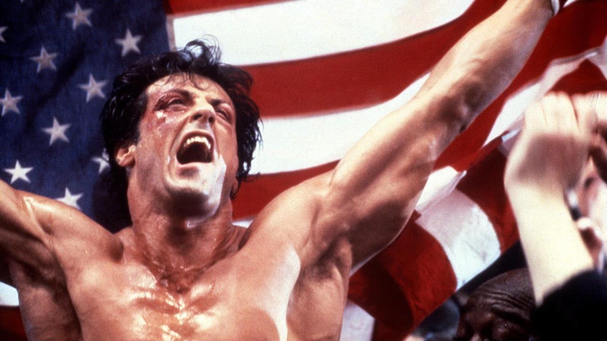 Rocky film still