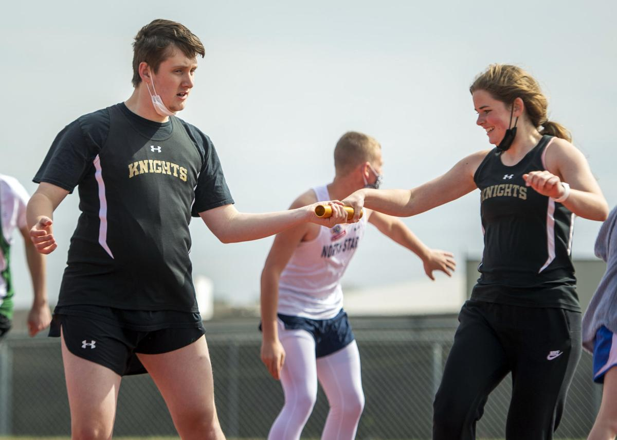Unified track meet, 4.14