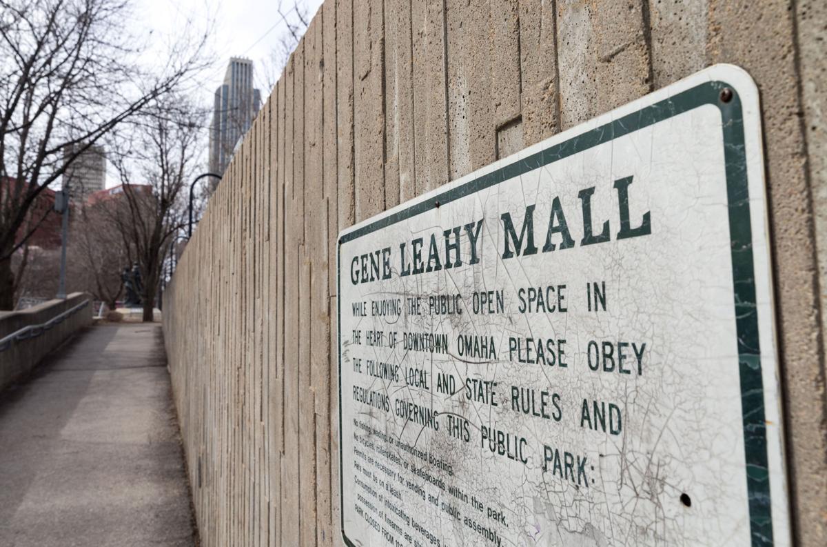 Gene Leahy Mall
