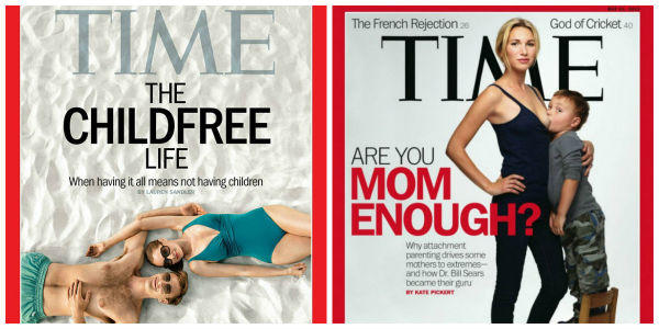 Time Magazine: Is it selfish to not want kids?