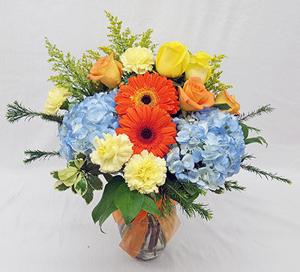 Corum's Flowers & Gifts | Greenhouse | Delivery| Council Bluffs | Omaha | Bluerange
