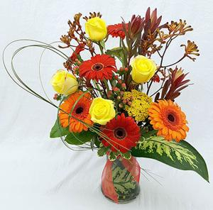 Corum's Flowers & Gifts | Greenhouse | Delivery| Council Bluffs | Omaha | FallColors