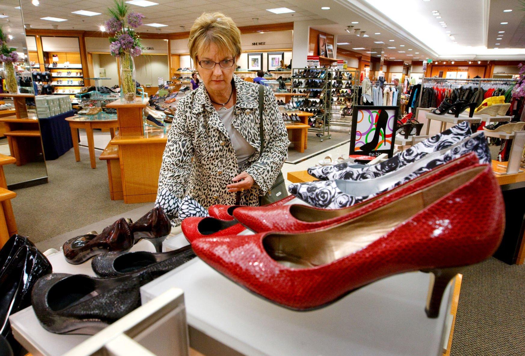 shoes gateway shopping center