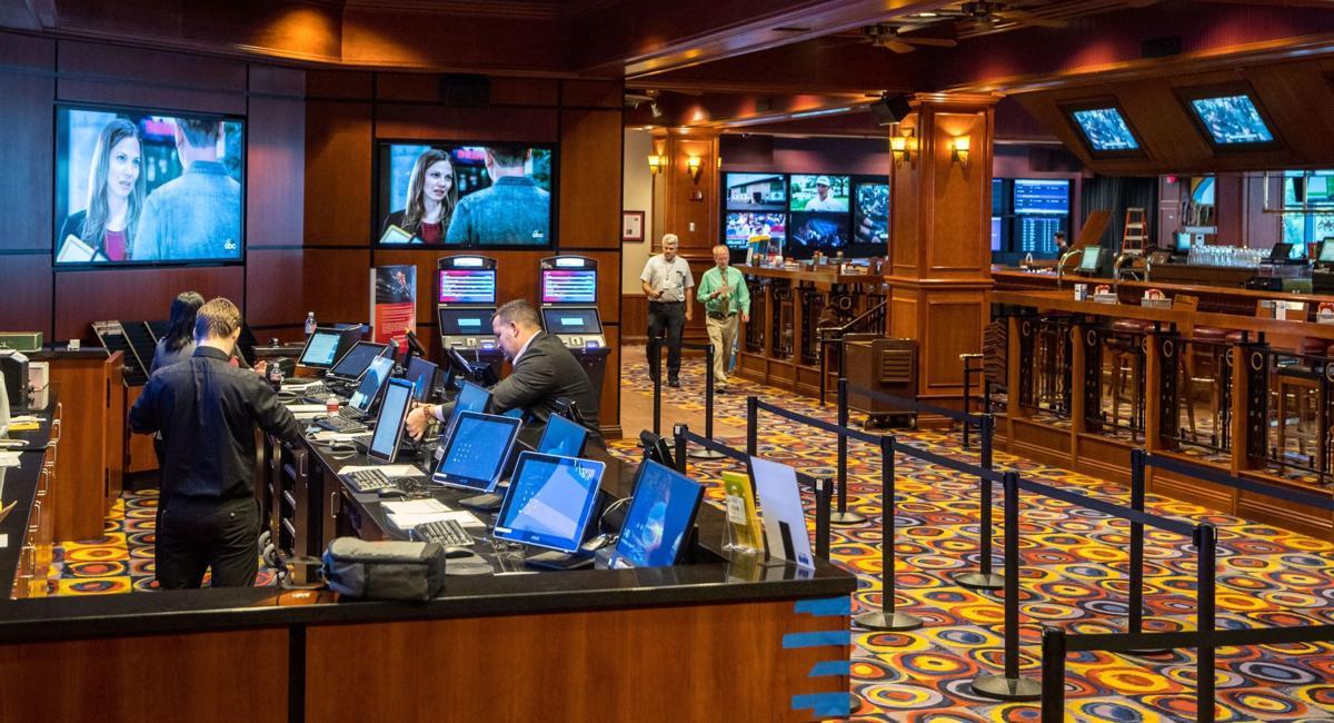 horseshoe casino sports betting