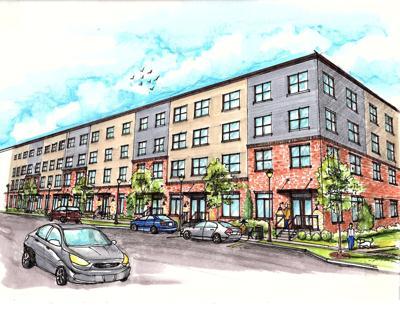 Duke of Omaha apartment complex