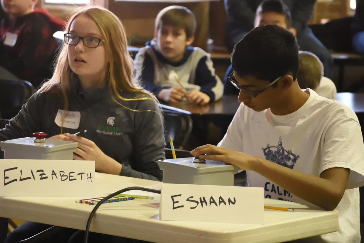 Omaha-area middle-schoolers divide and conquer in Mathcounts contest ...