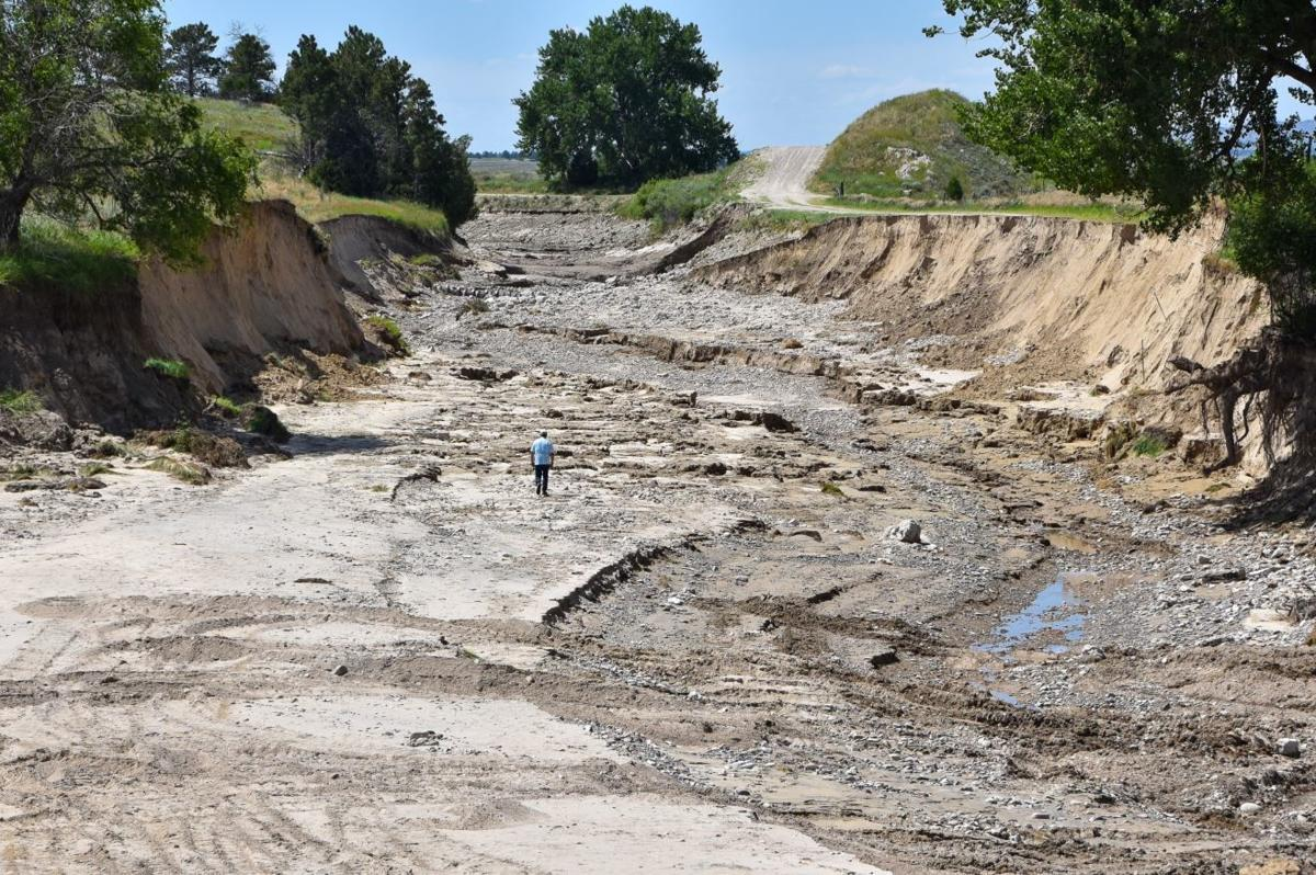 Emergency declared after canal breach shuts off irrigation water to Panhandle county