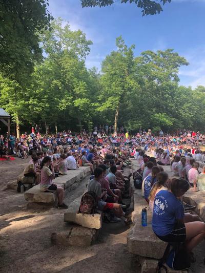 Hummel Park amphitheater (copy)