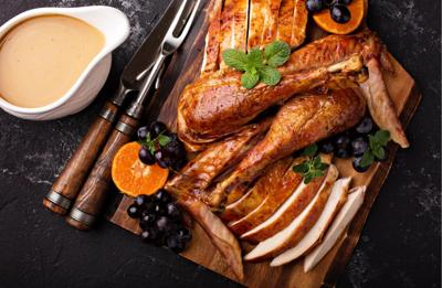 How long will leftover turkey stay fresh?
