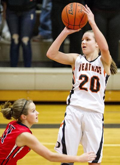 Recruiting report: Beatrice's Michaela Jones ready for recruitment to pick up after battling rare muscle condition