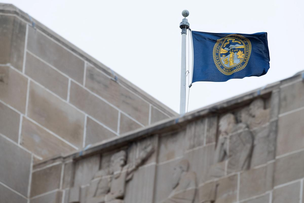 Nebraska Flag Flew Upside Down At Capitol For 10 Days And Nobody