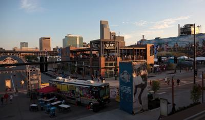 With College World Series settling in at TD Ameritrade Park, downtown businesses benefit