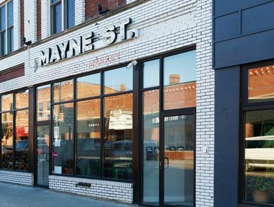 Mayne St. Market in Benson