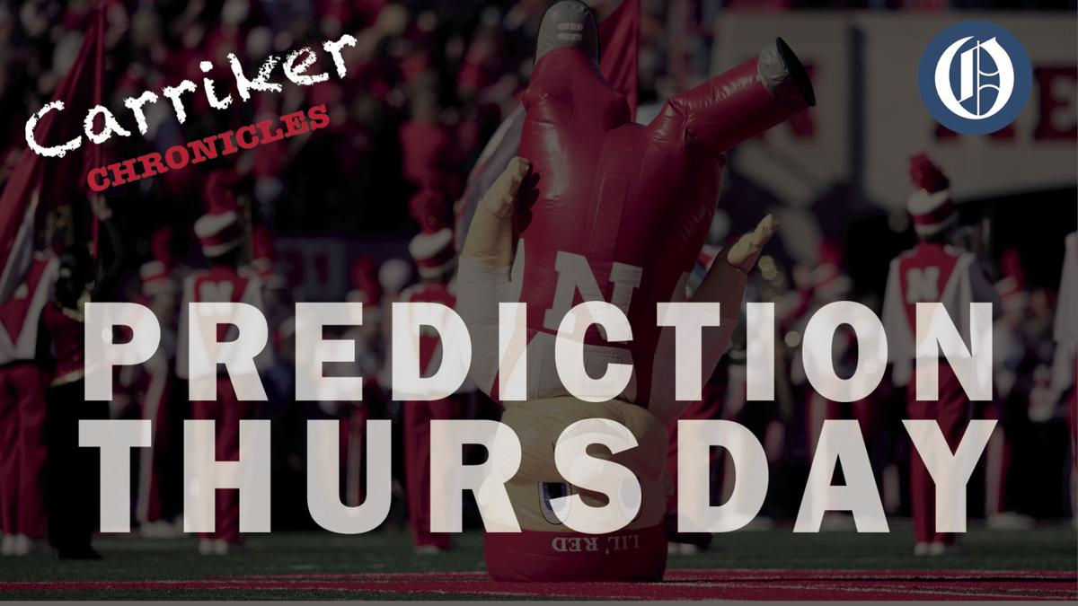 Carriker Chronicles: Three keys and Adam's pick for Nebraska's showdown against Northern Illinois