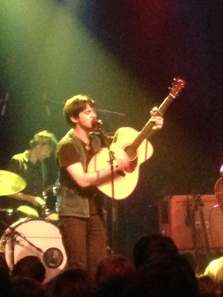 Live Review: Conor Oberst and the Mystic Valley Band play first of two sold-out shows