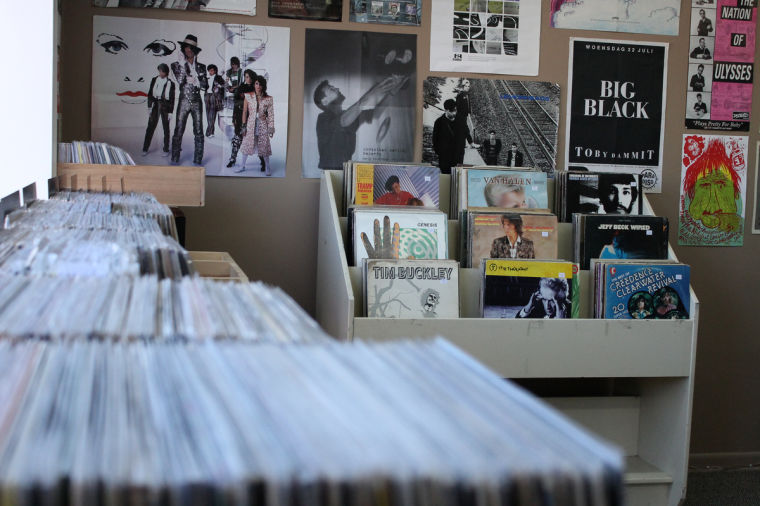 A closer look at Omaha's newest music store