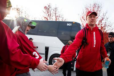 Nebraska announces two-year contract extension for coach Scott Frost