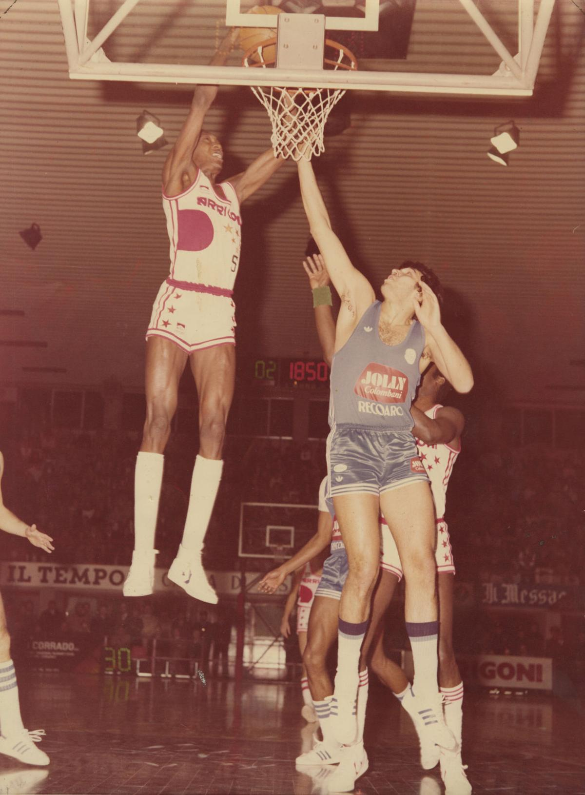 Chatelain: Lee Johnson, little-known NBA first-rounder from Omaha ...
