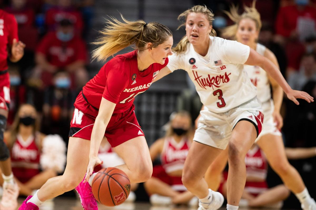 Amy Williams' sixth Husker squad features 'fighters' and 'a lot of energy'