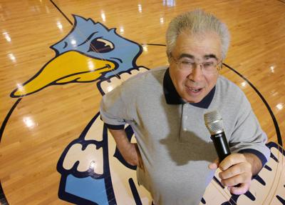 Creighton Prep fans became familiar with Barry Silverstein and sound of 'The Voice' at games