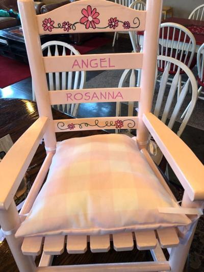 Rosanna chair