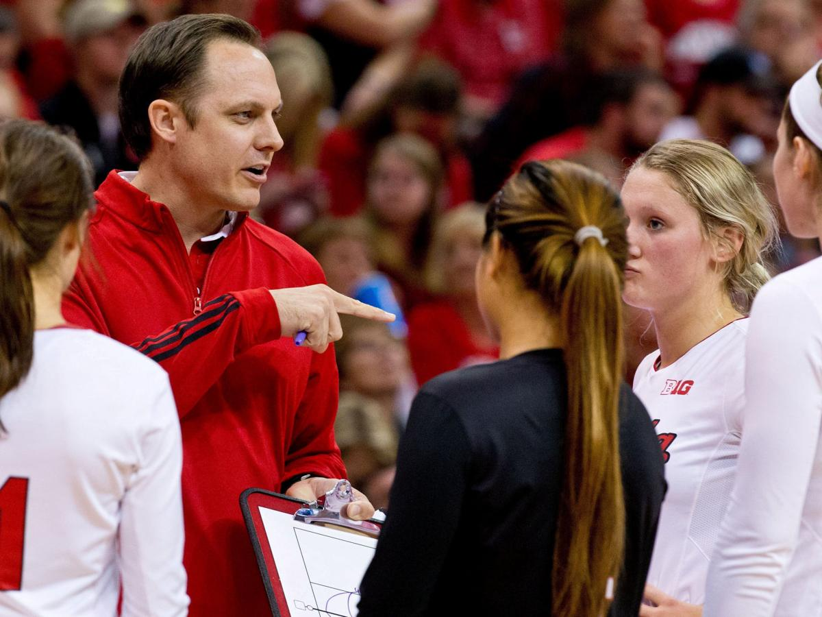 Illini coach Chris Tamas returns to familiar territory; Former NU assistant helped Huskers reach two Final Fours