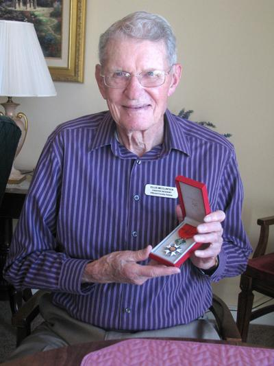 France honors World War II vet with the Legion of Honor