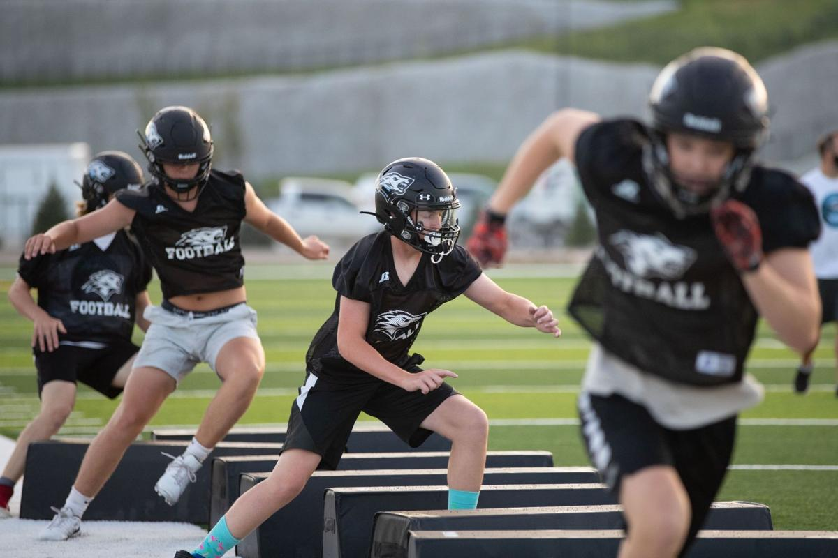 As high school football practices start in Nebraska, so does a new era at Elkhorn North