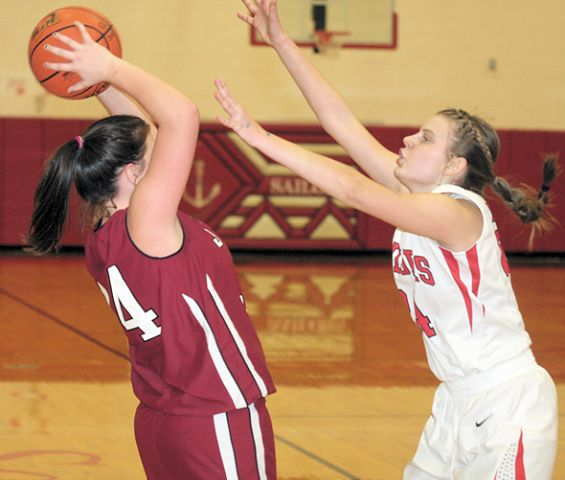 Lady Sailors sack Swedes