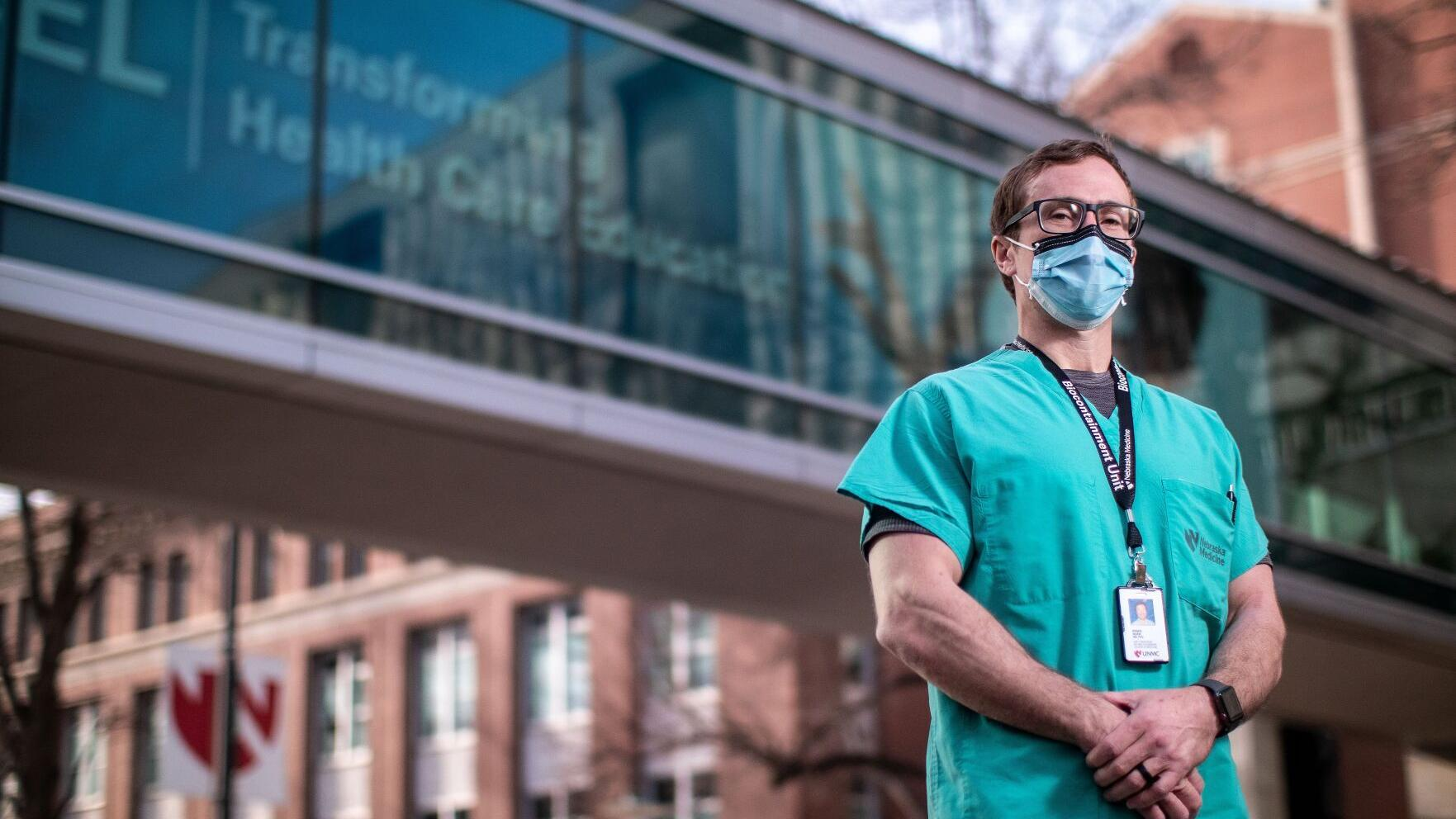 Midlanders of the Year: Nebraska's health care workers lead the fight against COVID