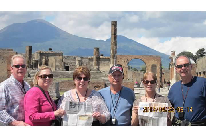Travel Snaps: The World-Herald in Italy, France