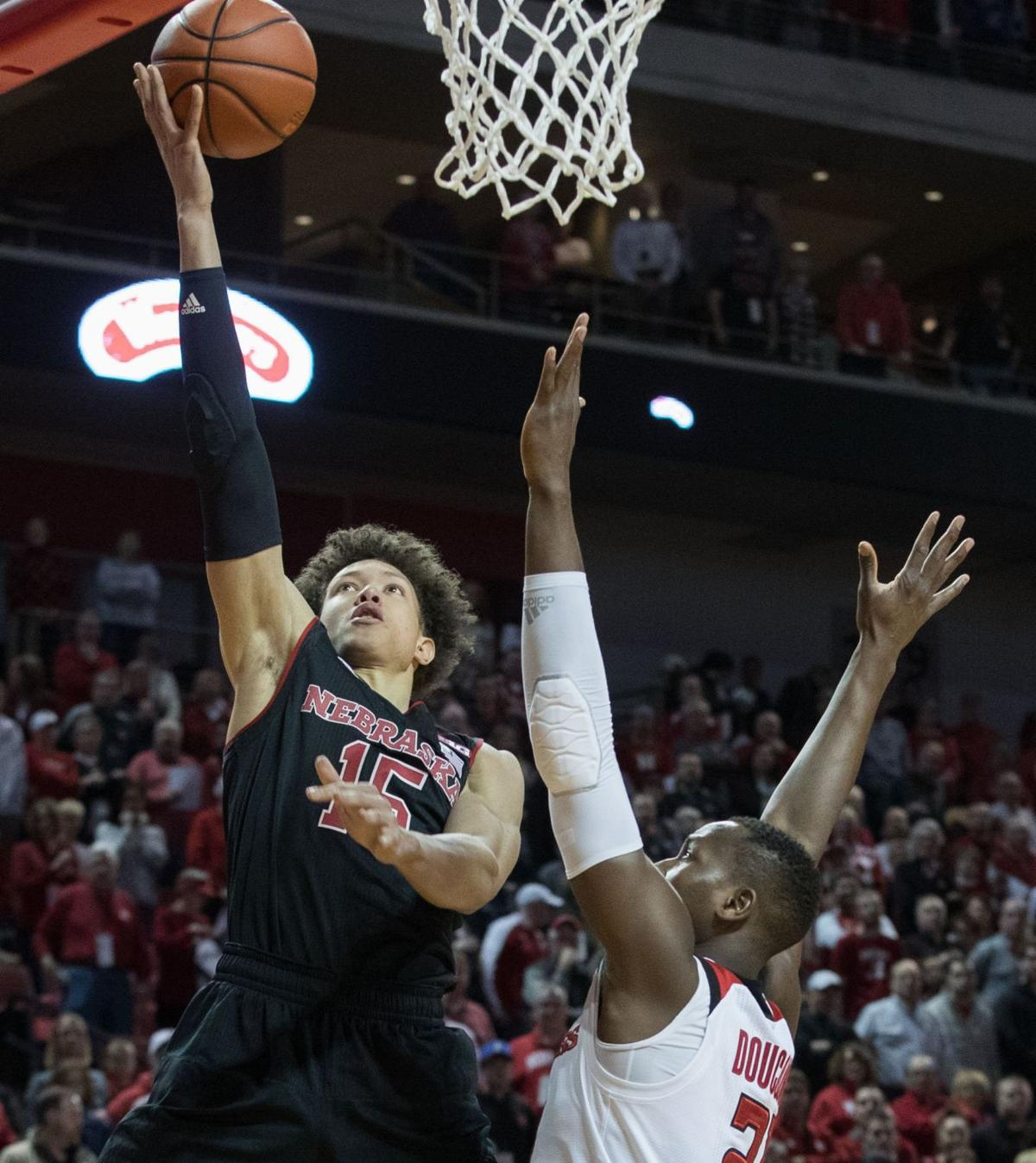 Yes, Isaiah Roby knows it, too; Husker has NBA potential and could lead NU to new heights