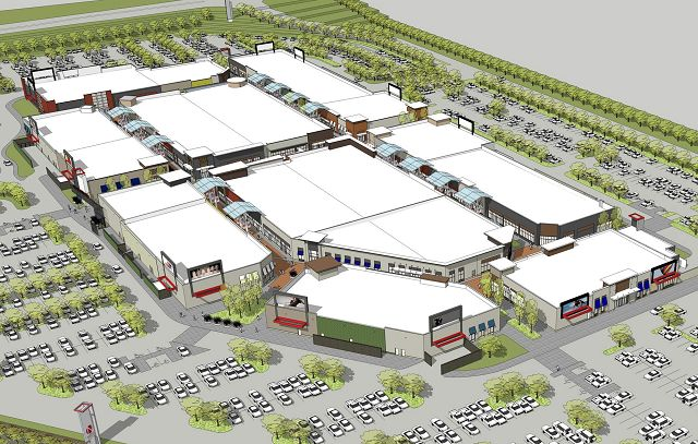 18 more factory outlet stores commit to Gretna mall