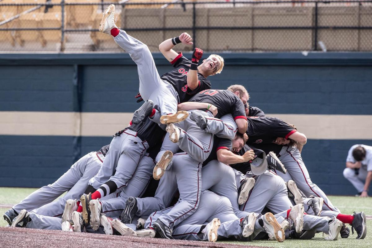 UNO baseball defeats Oral Roberts to earn first NCAA tournament berth in program history