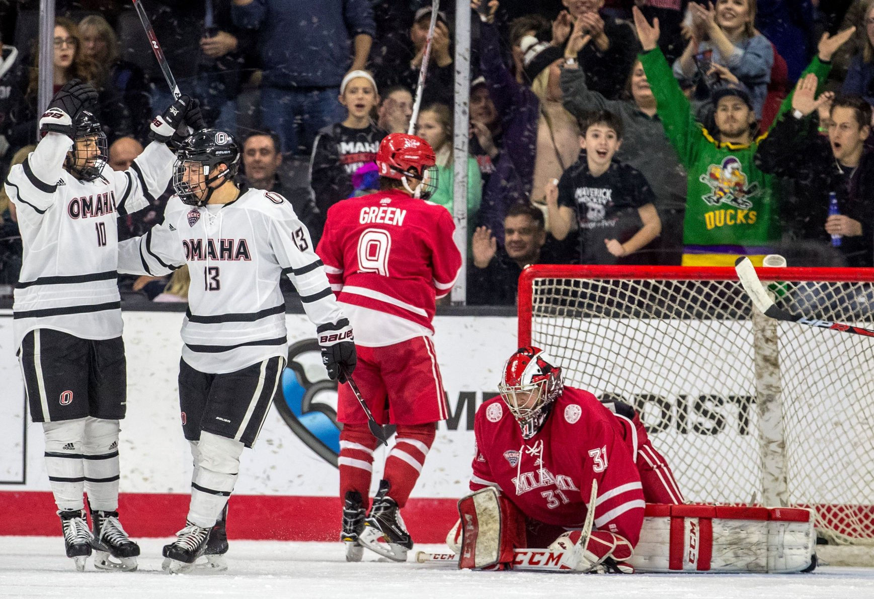 NCHC: Yet Another Ranked Opponent In Town As Mavs Search For Goals And A Way Off NCAA Bubble
