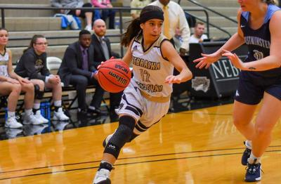 At 5-3, Caitlin Navratil has her name all over Nebraska Wesleyan's basketball record books