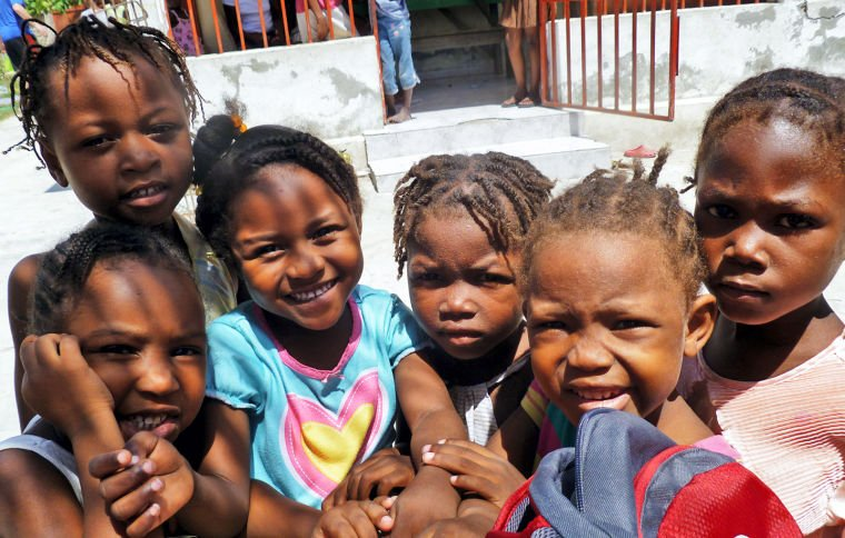 Giving and taking in Haiti