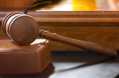Courtroom gavel (copy) (copy) (copy)