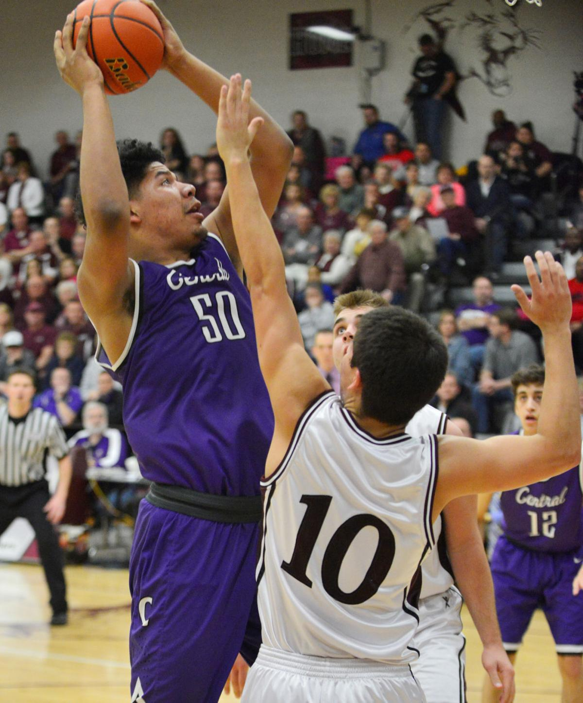 Calm Central collects win