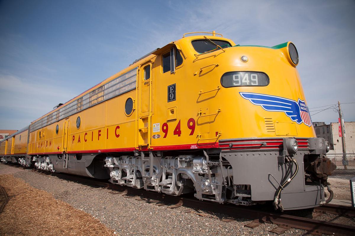u p locomotive to cross state to help celebrate nebraska u0027s 150th