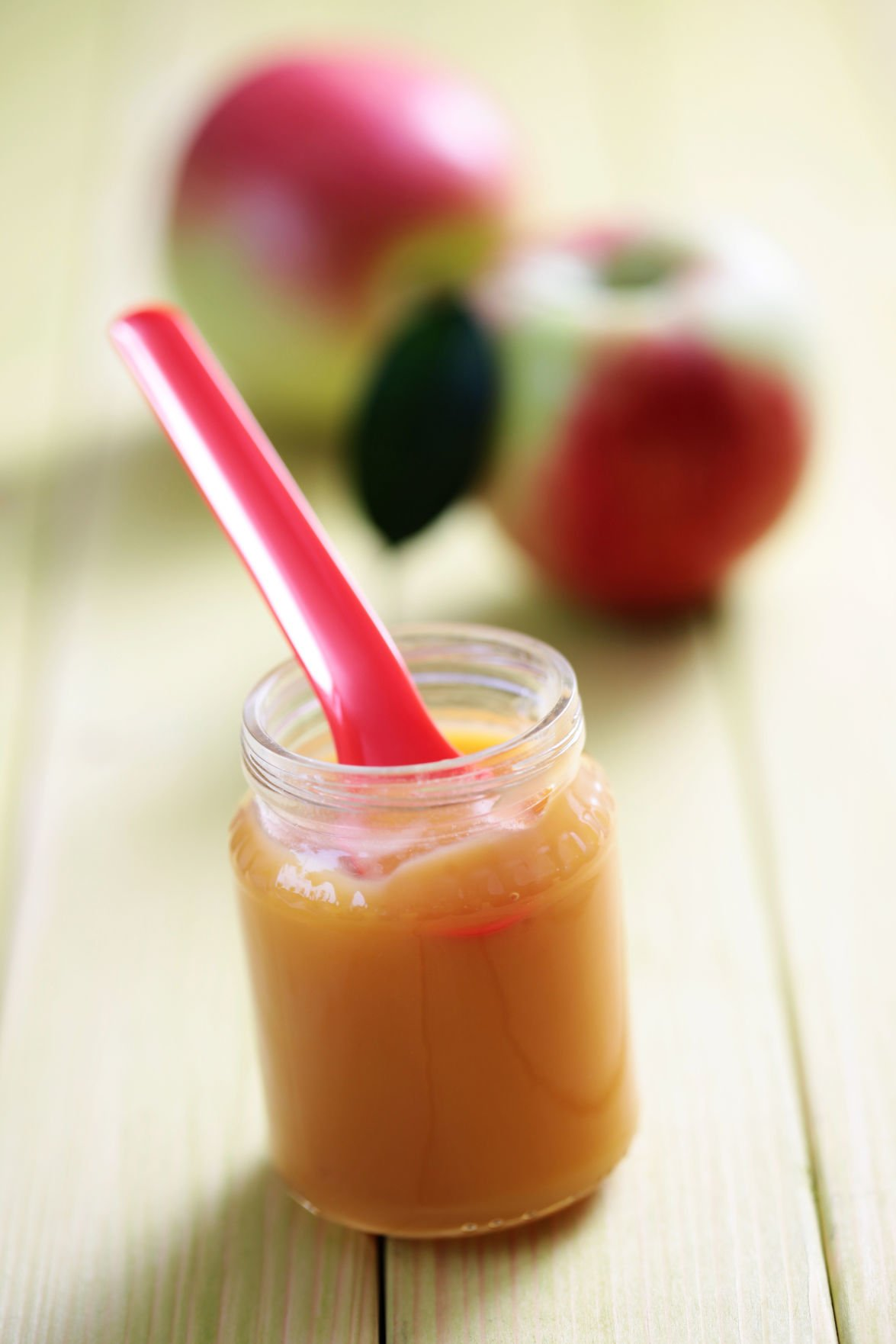 baby food - apple